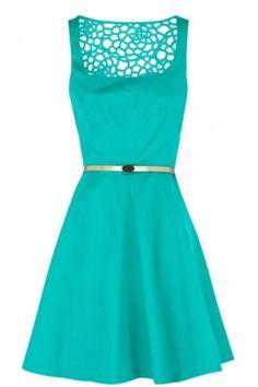 Florence Skater Dress from Oasis - $113.00  - trendme.net