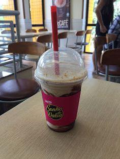 katia maia: Meu momento gordice! Milkshake Sonho de Valsa