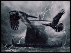 Because pagan gods are friends, and partners, not masters, or lords… Norse Pagan, Pagan Gods, Norse Mythology, Norse Symbols, Viking Life, Viking Warrior, Viking Woman, Viking Facts, Viking Quotes