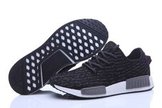 Cheap Adidas NMD Runner Black Grey,www.freerundistance.com