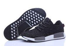 Cheap Adidas NMD Runner Black Grey,www.freerundistance.com