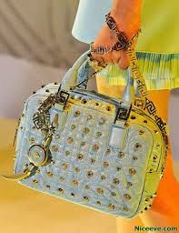 4e624babc69 Sea-Themed Versace Bags   Shoes for Spring  Summer 2012 Collection