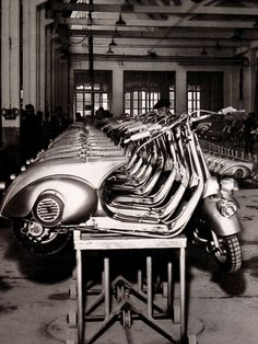 1946: birth of VESPA Italy