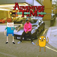Adventure Time x Tyler, the Creator