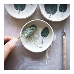 Céramique végétale  par helen hay  #creative #artwork #graphic #markers #amazing