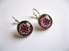#Cercei cu #tortite şi cu #motive #traditionale #româneşti, #bijuterii #femei #lucrate #manual / #Earrings with #Romanian #traditional #motifs, #handmade #women's #jewelry / 3루마니아 #전통 #모티브가있는 #귀걸이, #수제 #여성용 #쥬얼리 https://handmade.luxdesign28.ro/produs/cercei-cu-tortite-si-cu-motive-traditionale-bijuterii-femei-handmade-29015/