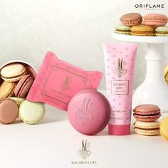 Macaron L♡ve by Oriflame Cosmetics ❤MB