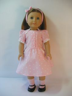 19441112 18 Inch Doll Clothes American Girl Molly by terristouch, $31.75