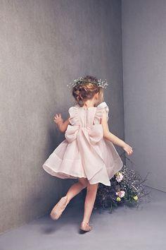 Mae Dress in Pink-11 Main