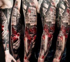 Tattoo by Zsofia Belteczky | Tattoo No. 12211