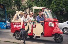 Budapest TukTuk #budapesttuktuk #tuktuksightseeing #budapest