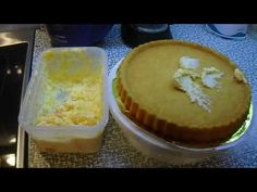 Hrk, hrk koláč - YouTube Pudding, Food, Custard Pudding, Essen, Puddings, Meals, Yemek, Avocado Pudding, Eten