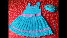 Crochet Patterns| for free |crochet baby dress| 2118