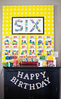 Lego Themed Birthday Party! - Kara's Party Ideas - The Place for All Things Party