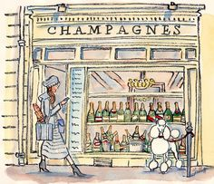 Champagnes by Paris Breakfast