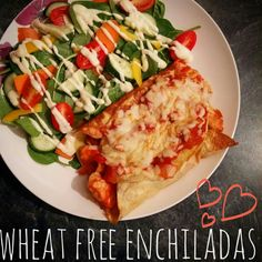 enchiladas Slimming World recipe