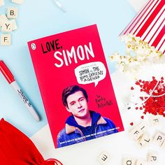Whos excited for the (UK) release of Love Simon on Friday?!    #bookstagram #bookstack #bibliophile#bookreview #booksofinstagram#youngadult#yalit #bookblogger #yabooks #currentlyreading #lovesimon #ukya#books#bookworm#reading #bookblog#bookish#ilovereading #booklove#bookstack#ilovebooks #bookshelf #sundayshelfie #instabook #bookhaul