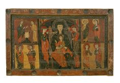 01.004.0024.01160.01794.4802 Frontal d'altar de Sant Hilari de Vidrà (4 439)(MEV)