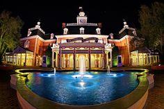 The American Adventure Pavilion at Epcot, Walt Disney World, Florida