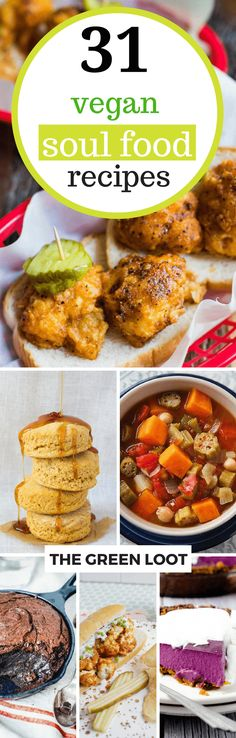 36 Best Vegan Soul Food Recipes Images Food Vegan Recipes
