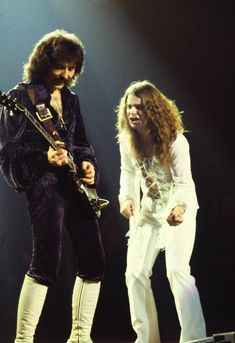 Into the void: Farewell to Black Sabbath – in pictures – Rock Music Classic Rock And Roll, Rock N Roll, Classic Rock Bands, Tony Iommi, Ozzy Osbourne Black Sabbath, Black Sabbath Concert, Geezer Butler, Afro, 1970s Music