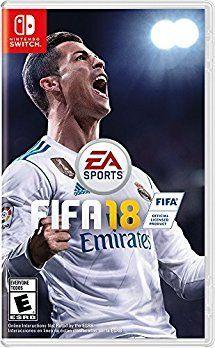 Electronic Arts Sports presents FIFA 18 (Nintendo Switch) The Journey, Ea Sports, Sports Games, Fifa Ultimate Team, Joystick Arcade, Cristiano Ronaldo, Nintendo Switch Fifa, Fifa Games, Android Mobile Games