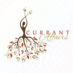 Exclusive Customizable Logo For Sale: Currant Affairs