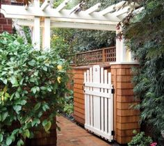 how to build a fence gate that doesn t sag