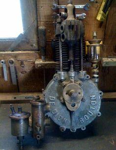 De Dion Bouton engine