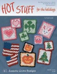 Are you a fan of Wiggly Crochet? Or are you curious about this fabulous crochet technique? I LOVE wiggly crochet and I really enjoy designing wiggly crochet patterns. I've had dozens of wiggly croc… Thread Crochet, Crochet Motif, Knit Crochet, Wiggly Crochet Patterns, Crochet Hot Pads, Crochet Dishcloths, Crochet Kitchen, Knitting For Kids, Crochet Projects
