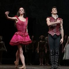 Thank you @polinasemionovaofficial and @robertobolle for this wonderful night ❤️ Cinderella-Teatro Alla Scala-January 15th, 2016