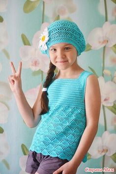 would love to do it for my Bela Crochet Toddler, Crochet For Kids, Free Crochet, Crochet Baby, Knit Crochet, Cute Baby Girl, Crochet Clothes, Kids Wear, Baby Dress