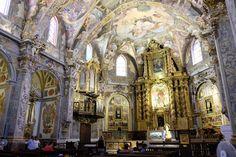 Impresionante!! Iglesia de San Nicolas