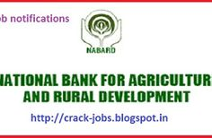 NABARD Recruitment 2015 – Apply Online for 85 Development Assistant Posts
