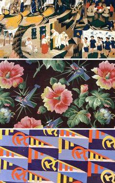 Propaganda & Soviet Textiles from the 1920′s