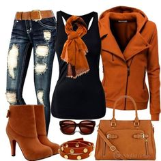 Gorgeous Winter Fashion Outfit Combination - World Komplette Outfits, Casual Outfits, Fashion Outfits, Womens Fashion, Fashion Trends, Fashion Ideas, Fashion 101, Fashion Styles, Fall Winter Outfits