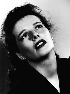 """Kate never said 'That will do'. She does not settle for less. She goes on deepening, refining, improving each role she plays, including the role she plays in daily life: Katharine Hepburn. That is why she has been able to produce and perfect the finest Katharine Hepburn in the world."" ~ Garson Kanin"