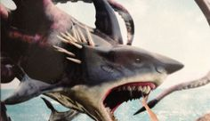 The Dim Future of Film – Sharknando!