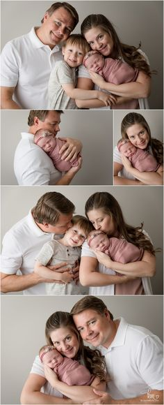 family pictures with newborn baby girl Newborn Family Pictures, Newborn Photos, Baby Photos, Family Photos, Newborn Photography Props, Newborn Photographer, Photography Ideas, Baby Girl Newborn, Photoshoot