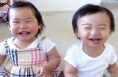 Siblings, friends, or whatever ...you're both cute! :)