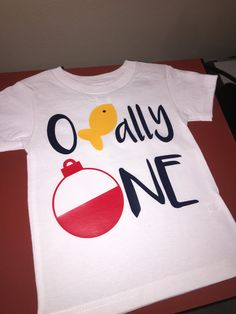 Ofishally ONE birthday shirt by FancyPsBowtique on Etsy - Baby Fishing Shirt - Ideas of Baby Fishing Shirt - Ofishally ONE birthday shirt by FancyPsBowtique on Etsy 1st Birthday Boy Themes, 1st Birthday Shirts, One Year Birthday, Kids Party Themes, Boy First Birthday, Birthday Photos, First Birthday Parties, Birthday Ideas, Party Ideas