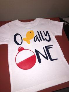 Ofishally ONE birthday shirt by FancyPsBowtique on Etsy