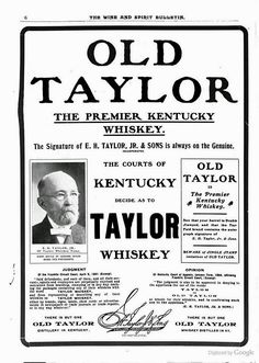 Although m uch has been written about Edmund Haynes Taylor, Jr. by generations…