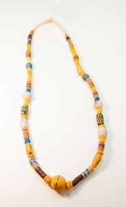 Divine Bead Necklace made in Ghana #fairtrade #worldpeaces