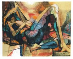 reclining nude // jim jonson