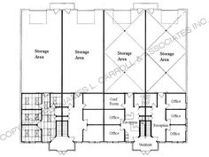 warehouse floor plan