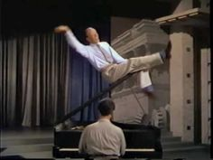Piano Dance - Fred Astaire in Let's Dance