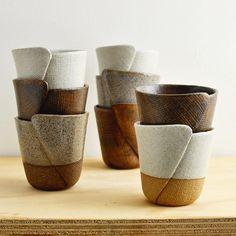 La cerámica de influencia japonesa de Clay Canoe - Esto no es arte