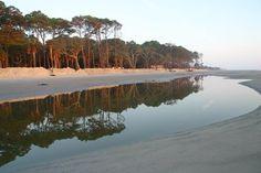 17. #chasse Island #Beach, en Caroline du Sud - 20 #plages fabuleuses d'US... → #Travel