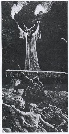 black the priest of satan